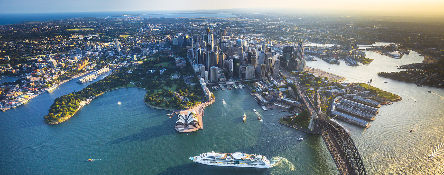 Lifestyle Guide Sydney - Entertainment Map