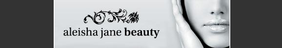 Aleisha Jane Beauty Logo