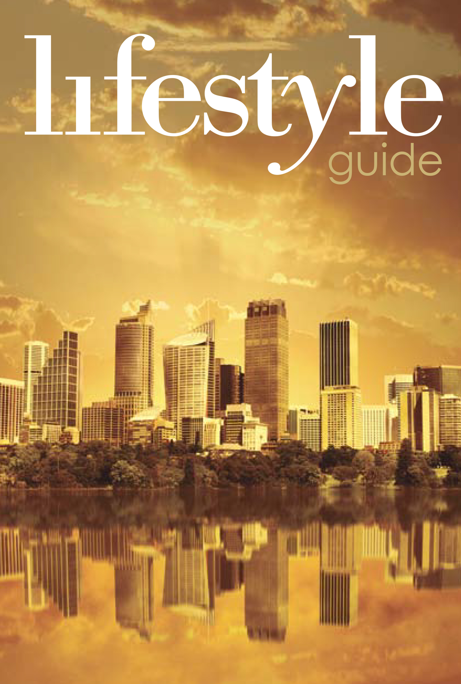 The Lifestyle Guide 2012