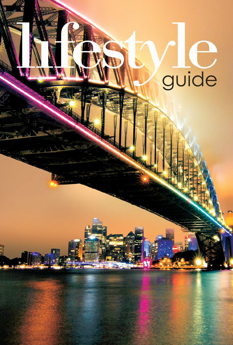 The Lifestyle Guide 2014, Issue 1