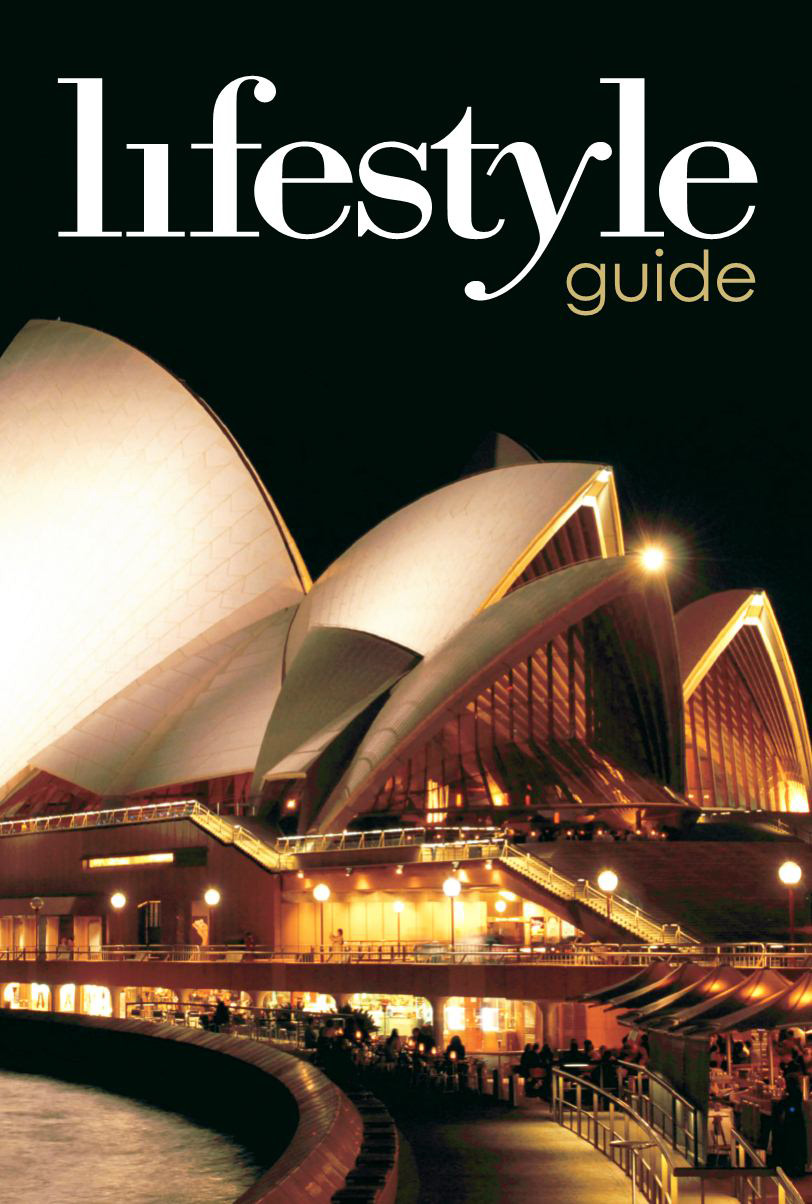 The Lifestyle Guide 2013
